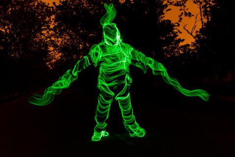 Nocturna LightPainting